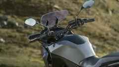 Yamaha Tracer 700 2020: il manubrio è ora più largo di 34 mm