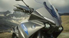 Yamaha Tracer 700 2020: il nuovo frontale ricorda quello dalla R1