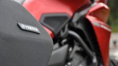 Yamaha Tracer 700, borsa laterale morbida