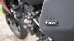 Yamaha Tracer 700, borsa laterale sinistra