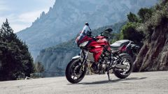 Yamaha Tracer 700: foto e video - Immagine: 5