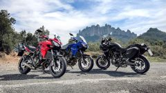 Yamaha Tracer 700: foto e video - Immagine: 9