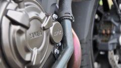 Yamaha Tracer 700, motore CP2