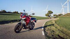 Yamaha Tracer 700: prova, prezzi e dotazioni. Guarda il video - Immagine: 16