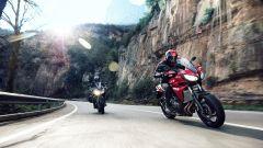 Yamaha Tracer 700: prova, prezzi e dotazioni. Guarda il video - Immagine: 11