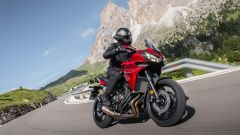 Yamaha Tracer 700: prova, prezzi e dotazioni. Guarda il video - Immagine: 1