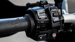Yamaha Tracer 9 2021, i blocchetti elettrici gestiranno un sacco di parametri