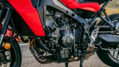 Yamaha Tracer 9 2021, il motore è rinnovato e omologato Euro5