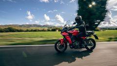 Yamaha Tracer 9 2021 laterale