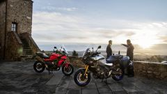 Yamaha Tracer 9 2021: standar e GT