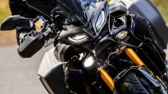 Yamaha Tracer 9 2021, tutto nuovo il frontale