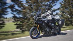 Yamaha Tracer 9 e Tracer 9 GT 2021: la prova in video - Immagine: 3