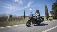 Yamaha Tracer 9 e Tracer 9 GT 2021: la prova in video - Immagine: 4