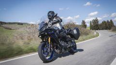 Yamaha Tracer 9 e Tracer 9 GT 2021: la prova in video - Immagine: 5