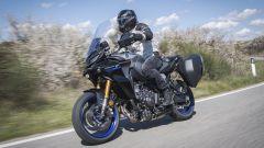 Yamaha Tracer 9 e Tracer 9 GT 2021: la prova in video - Immagine: 6