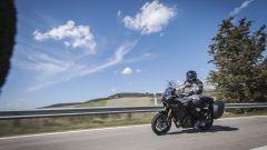Yamaha Tracer 9 e Tracer 9 GT 2021: la prova in video - Immagine: 7