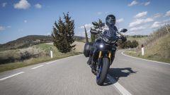 Yamaha Tracer 9 e Tracer 9 GT 2021: la prova in video - Immagine: 8