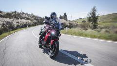 Yamaha Tracer 9 e Tracer 9 GT 2021: la prova in video - Immagine: 10