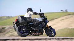 Yamaha Tracer 9 e Tracer 9 GT 2021: la prova in video - Immagine: 14