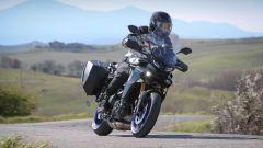 Yamaha Tracer 9 e Tracer 9 GT 2021: la prova in video - Immagine: 18