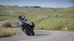 Yamaha Tracer 9 e Tracer 9 GT 2021: la prova in video - Immagine: 19