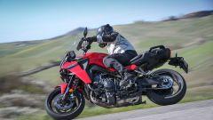 Yamaha Tracer 9 e Tracer 9 GT 2021: la prova in video - Immagine: 26
