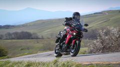 Yamaha Tracer 9 e Tracer 9 GT 2021: la prova in video - Immagine: 27