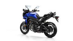 Yamaha Tracer 900 2017, Yamaha Blue