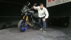 Yamaha: ecco la nuova Tracer 9. Anche in versione GT [VIDEO] - Immagine: 1