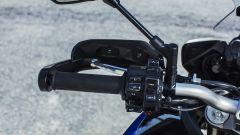 Yamaha Tracer 900 GT: i comandi del cruise control