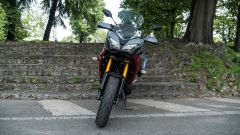 Yamaha Tracer 900 GT il frontale