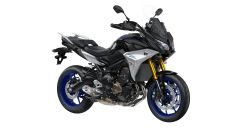 Yamaha Tracer 900 GT in colorazione Midnight Grey