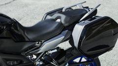 Yamaha Tracer 900 GT: la sella