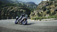 Yamaha Tracer 900 GT: ricca la dotazione di serie