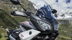 Yamaha Tracer 900 M.Y. 2018: dettaglio del cupolino