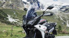 Yamaha Tracer 900 M.Y. 2018: dettaglio del gruppo ottico