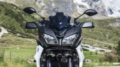 Yamaha Tracer 900 M.Y. 2018: il frontale