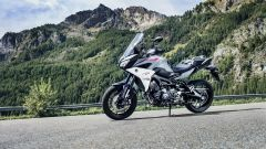 Yamaha Tracer 900 M.Y. 2018: vista laterale