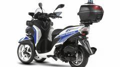 Yamaha Tricity 125 Police, il tre ruote per la Polizia - Immagine: 5