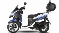 Yamaha Tricity 125 Police, il tre ruote per la Polizia - Immagine: 1