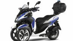 Yamaha Tricity 125 Police, il tre ruote per la Polizia - Immagine: 6