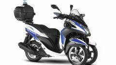 Yamaha Tricity 125 Police