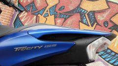 Yamaha Tricity 155, codone
