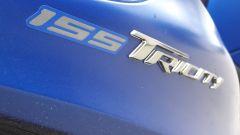 Yamaha Tricity 155, scritta modello