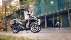 Yamaha Tricity 155: finalmente mette le ruote in autostrada - Immagine: 4