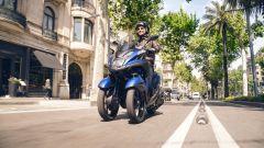 Yamaha Tricity 155: finalmente mette le ruote in autostrada - Immagine: 6