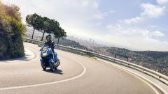 Yamaha Tricity 155: finalmente mette le ruote in autostrada - Immagine: 9