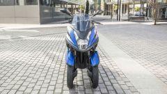 Yamaha Tricity 155: finalmente mette le ruote in autostrada - Immagine: 12