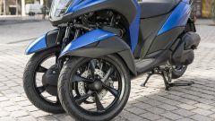 Yamaha Tricity 155: finalmente mette le ruote in autostrada - Immagine: 13