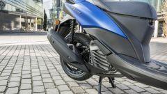 Yamaha Tricity 155: finalmente mette le ruote in autostrada - Immagine: 14